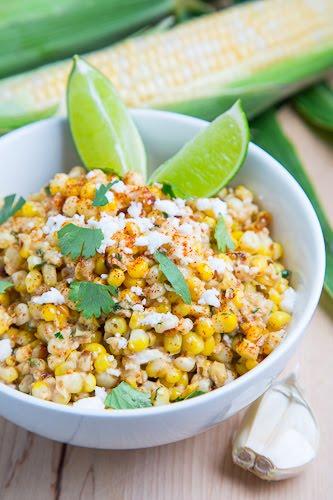 Esquites (Mexican Corn Salad) 500 5917