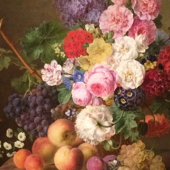 Bouquets Exhibit